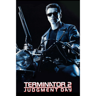 Terminator 2: Judgment Day - Vudu HD