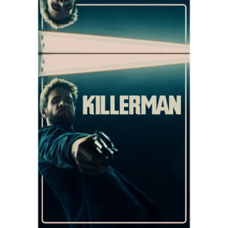 Killerman - Vudu HD or iTunes HD