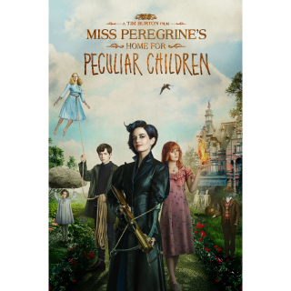 Miss Peregrine's Home for Peculiar Children - Movies Anywhere HD