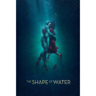The Shape of Water - Movies Anywhere HD