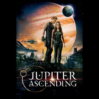 Jupiter Ascending - Vudu HD