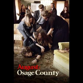 August: Osage County - Vudu HD