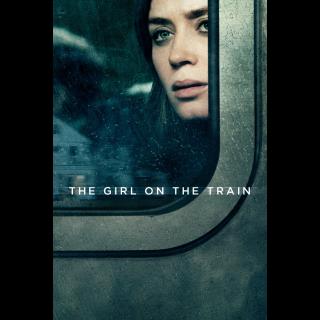 The Girl on the Train - Vudu HDX