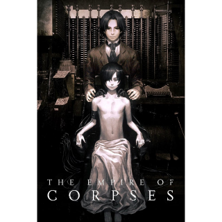 The Empire of Corpses - UV HDX