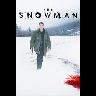 The Snowman - Vudu HD or iTunes HD via MA