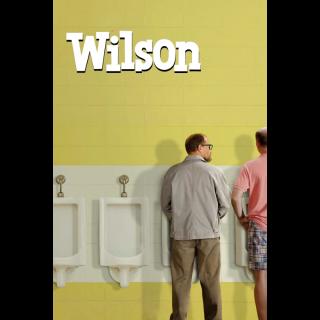Wilson - Vudu HD or iTunes HD via MA