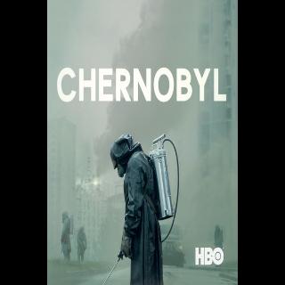 Chernobyl Season 1 - Vudu HDX