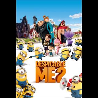 Despicable Me 2 - Vudu HD