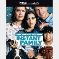 Instant Family - iTunes 4K