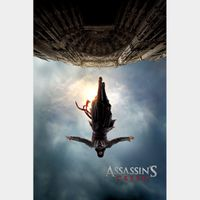 Assassin's Creed - Movies Anywhere HD