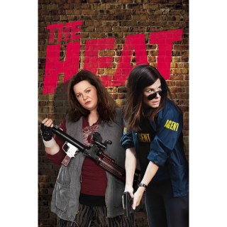 The Heat - Vudu HD or iTunes HD via MA