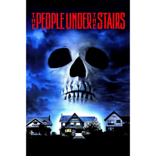 The People Under the Stairs - Vudu HD or iTunes HD via MA