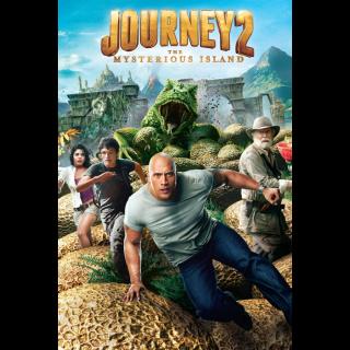 Journey 2: The Mysterious Island - Vudu HD