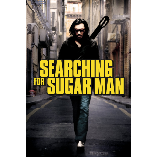 Searching for Sugar Man - Vudu HD or iTunes HD via MA