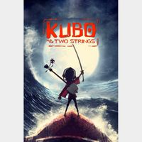 Kubo and the Two Strings - iTunes HD