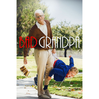 Jackass Presents: Bad Grandpa - Vudu HD