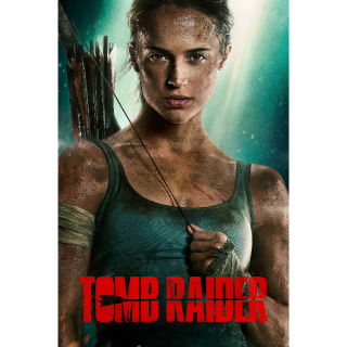 Tomb Raider - Movies Anywhere HD