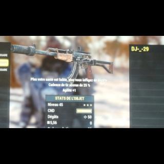 Weapon   Handmade bffr 3*