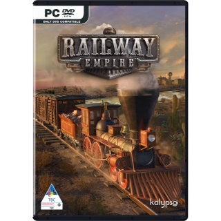 Railway Empire Steam Key Only [Instant Delivery]