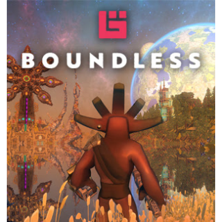 Boundless steam key [instant delivery]