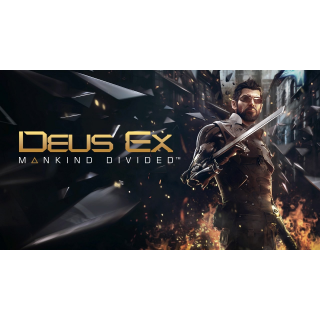 Deus Ex: Mankind Divided (Instant Delivery)