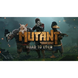 Mutant Year Zero: Road to Eden (Instant Delivery)