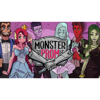 Monster Prom (Instant Delivery)