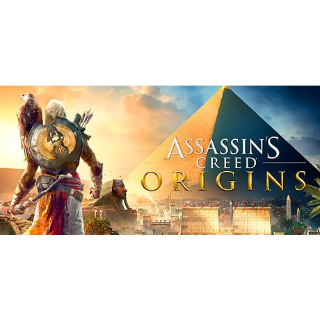 Assassin's Creed Origins (Instant Delivery)