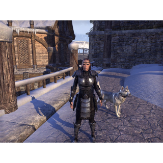 I will play in ESO with you.