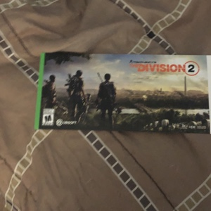 The Division 2 (standard)