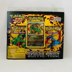Pokémon Dragon Vault Rayquaza Trading Card Game