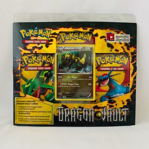 Pokémon Dragon Vault Haxorus Trading Card Game