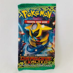 Pokémon Black & White Dragons Exalted Trading Card Game