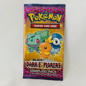 Pokémon Black & White Dark Explorers Sampling Pack