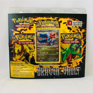 Pokémon Dragon Vault Druddigon Trading Card Game
