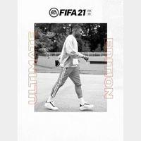 FIFA 21: Ultimate Edition Origin Global