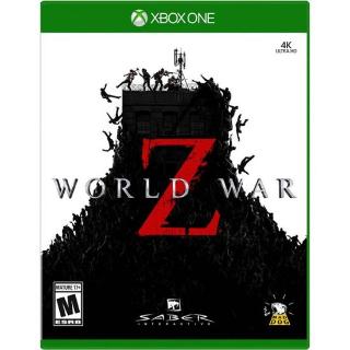 WORLD WAR Z - XBOX ONE - USA