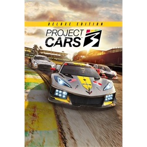 Project CARS 3 Deluxe Edition - XBOX ONE
