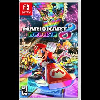 Mario Kart 8 Deluxe - Nintendo Switch - INSTANT