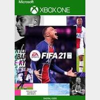 FIFA 21- Standard Edition - XBOX ONE US