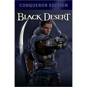 Black Desert - Conqueror Edition -XBOX ONE