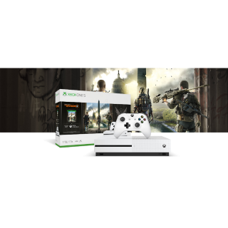 Xbox One S - Tom Clancys The Division 2 - 1TB - TOP Bundle (PRICE INCLUDES TAXES)