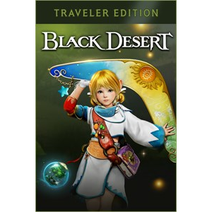 Black Desert - Traveler Edition - XBOX ONE