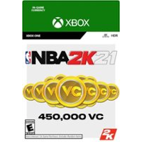 NBA 2K21 - 450 000 VC - XBOX ONE - INSTANT DELIVERY