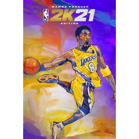 NBA 2K21 - Mamba Forever Edition - XBOX ONE