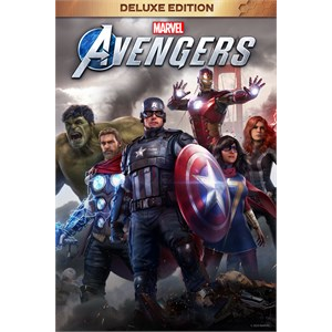 Marvel's Avenger's - Deluxe Edition - XBOX ONE - USA