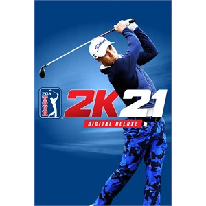PGA TOUR 2K21 - XBOX ONE (DELUXE EDITION)