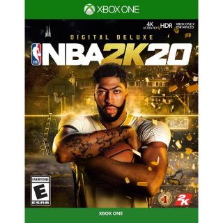 NBA 2K20 - Digital Deluxe Edition - INSTANT