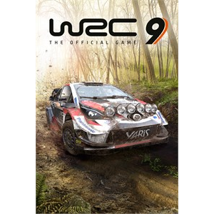 WRC 9 FIA World Rally Championship - XBOX ONE