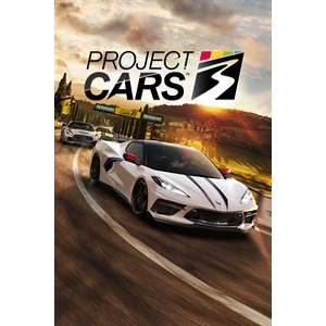Project CARS 3 - Standard Edition - XBOX ONE USA